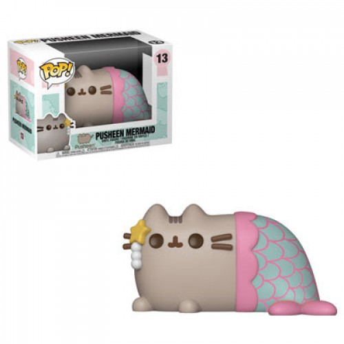 Pop! Pusheen Mermaid-Pusheen-13