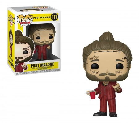 Post Malone - Post Malone - Funko Pop! Rocks-Post Malone-111