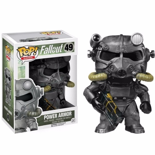 Funko Pop Power Armor-Fallout-49