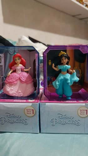 Action Figures Princesas Disney - Disney - #