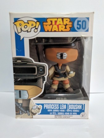 Funko Pop Princess Leia (boushh)-Stars Wars-50