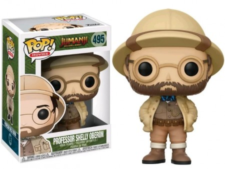 Funko Pop Professor Shelly Oberon-Jumanji-495