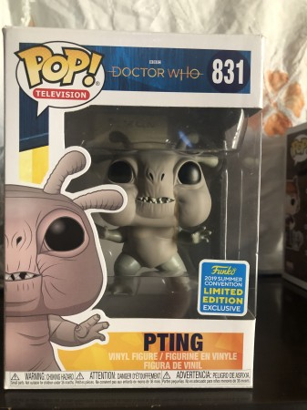 Funko Pop Pting-Doctor Who-831
