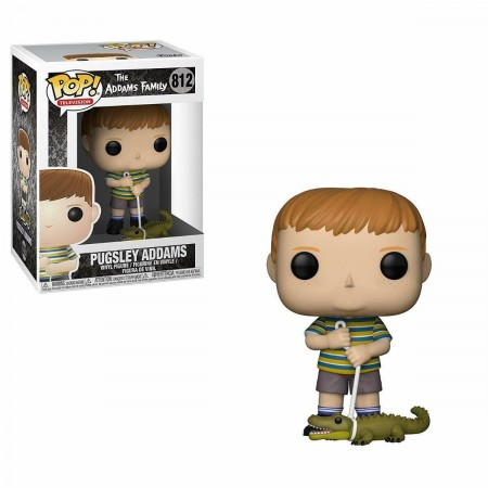 Funko Pop Pugsley Addams-The Addams Family-812