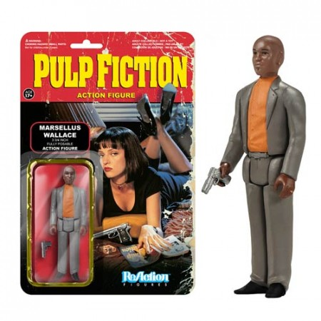 Pulp Fiction Marsellus Wallace Reaction-Pulp Fiction-