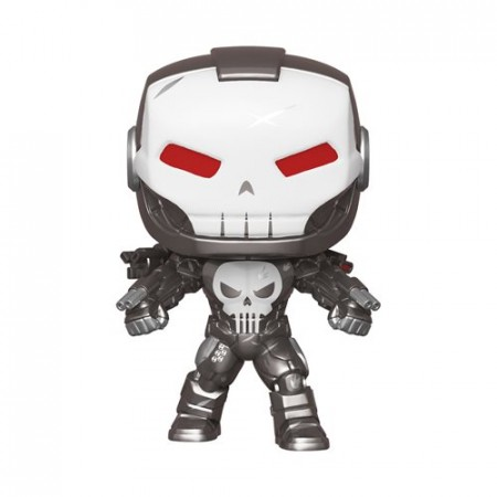 Funko Pop Punisher War Machine Px-Marvel.-100