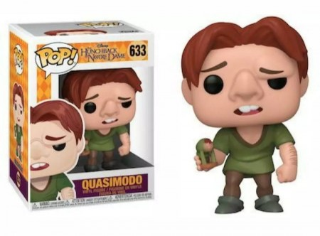 Funko Pop Quasimodo - The Hunchback Of Notre Dame - #633
