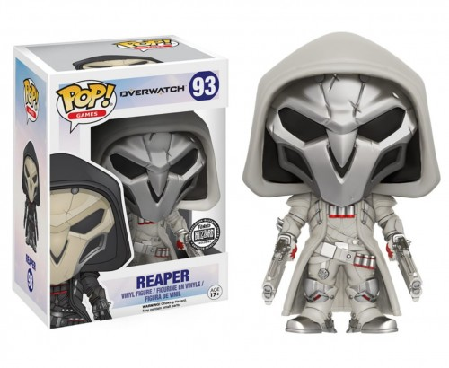 Funko Pop Reaper White Excl. Blizzard-Overwatch-93