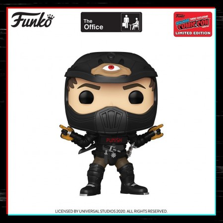 Funko Pop Recyclops Excl. Nycc 2020-The Office-1