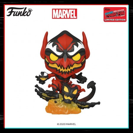 Funko Pop Red Goblin Excl. Nycc 2020-marvel-1