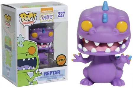 Funko Pop Reptar - Chase-Rugrats-227