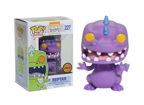 Funko Pop Reptar Chase-Rugrats-227