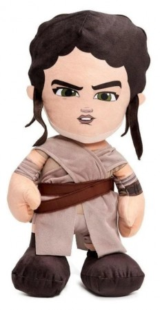 Action Figures Rey Pelúcia Star Wars - Disney-STAR WARS ROGUE ONE-