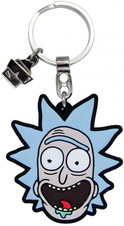Chaveiro Rick-Rick and Morty-