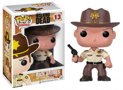 Funko Rick Grimes-The Walking Dead-13