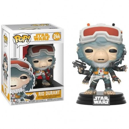 Funko Pop Rio Durant-Star Wars-244
