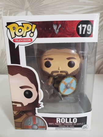 Funko Pop Rollo-Vikings-179