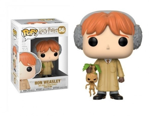 Funko Pop Ron Weasley-Harry Potter-56