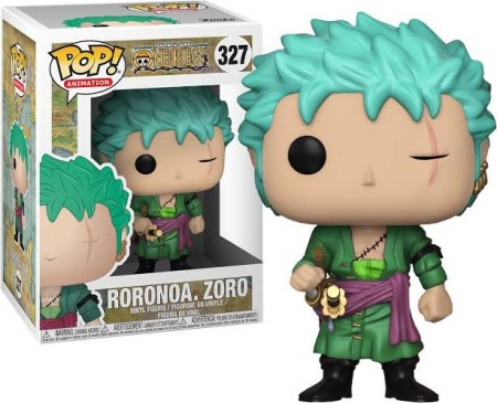 Funko Pop Roronoa. Zoro-One Piece-327