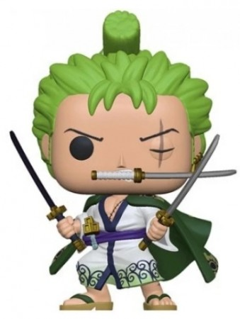 Funko Pop Roronoa Zoro Samurai-One Piece-1