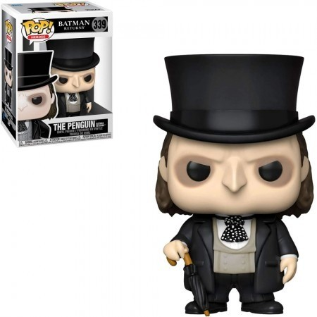 Funko Pop The Penguin - batman - #339
