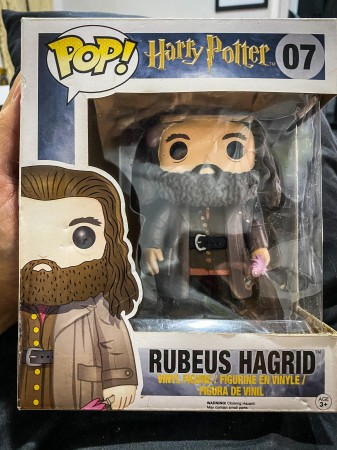 Funko Pop Rubeus Hagrid-Harry Potter-7