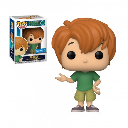 Funko Pop Shaggy (salsicha) Walmart Exclusive-Scooby Doo-911