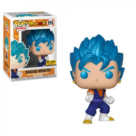 Funko Pop Ssgss Vegito (metallic)-dragon ball super-515