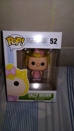 Funko Pop Sally Brown-Peanuts-52