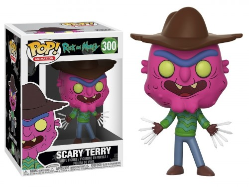 Funko Pop Scary Terry-Rick and Morty-300