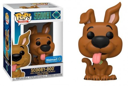Funko Pop Scooby-doo (exclusivo Walmart)-Scooby Doo-910