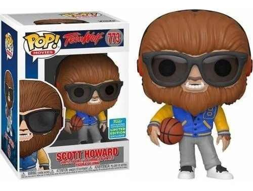 Funko Pop Scott Howard - Sdcc-Teen Wolf-773