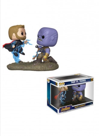 Funko Pop Thor Vs Thanos-Marvel Avengers-703