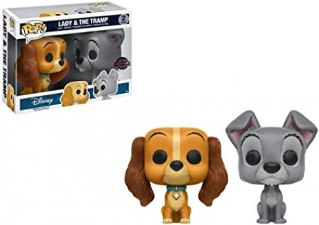 Funko Pop Lady And The Tramp-Lady And The Tramp-2