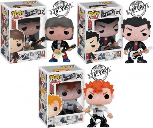 Funko Set Sex Pistols-Rocks-21