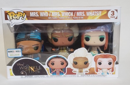 Funko Pop Set Wrinkle In Time-A Wrinkle In Time-3