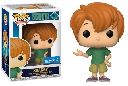 Funko Pop Shaggy (exclusivo Walmart)-Scooby Doo-911