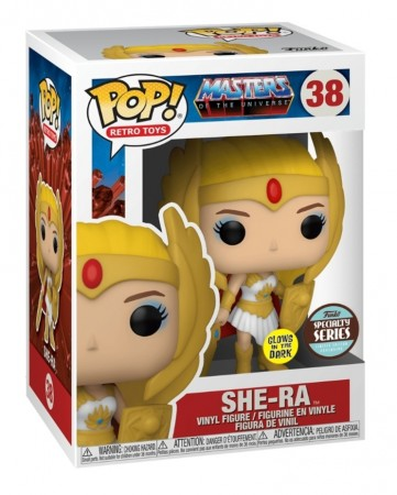 She-ra Gitd Funko Especialty Series-Masters Of The Universe-38