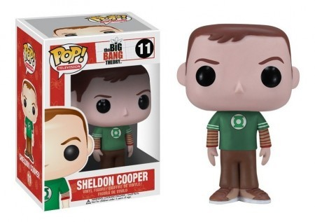 Funko Pop Sheldon Cooper-The Big Bang Theory-11