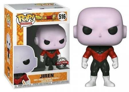 Funko Pop Jiren-Dragon Ball-516