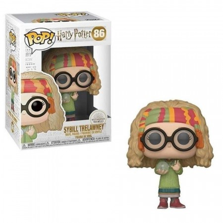 Funko Pop Sibyll Trelawney-Harry Potter-86