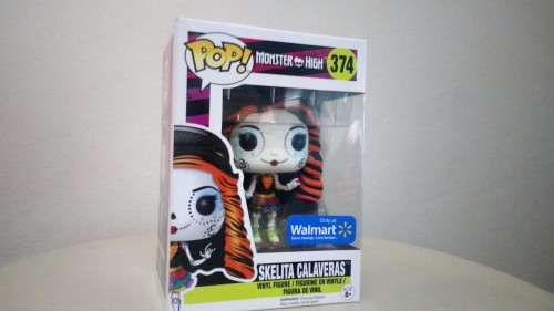 Funko Skeita Calaveras-Monster High-374