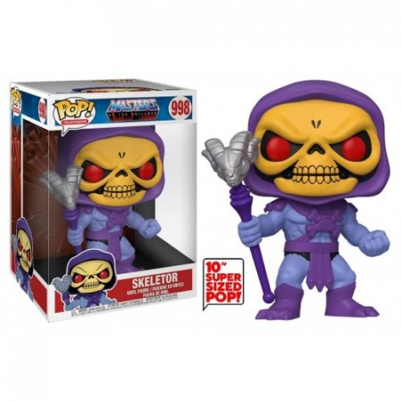 "Funko Pop Skeletor 10""-Masters of the Universe-998"