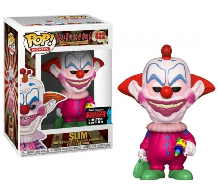 Funko Pop Slim - Excl. Nycc-Killer Klowns From Outer Space-822