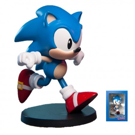 Action Figures Sonic Boom8 Series Vol 2 Statue-Sonic The Hedgehog-