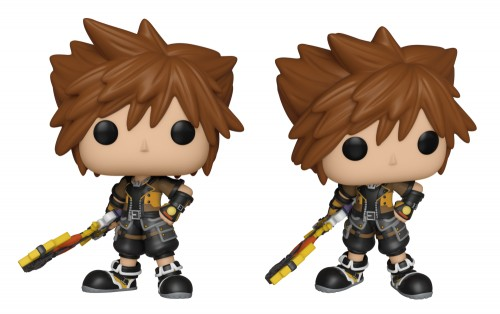 Sora Guardian Form Funko Pop! Games - Kingdom Hearts - #405