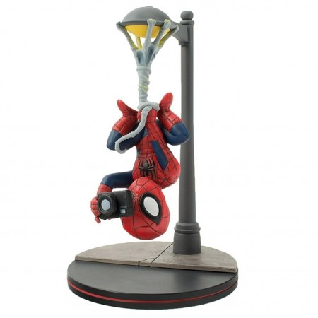 Action Figures Spider Cam Q-fig Diorama-Spider-man-