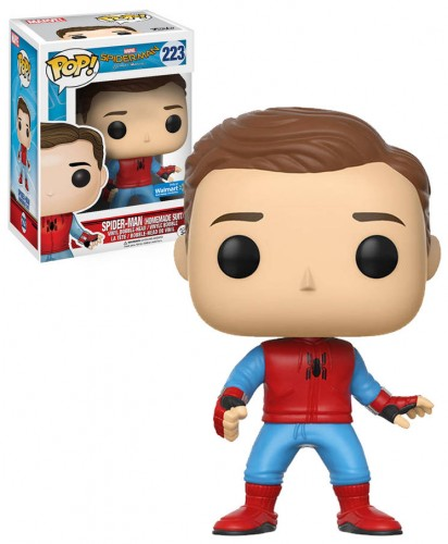 Funko Spider-man Home-made Suit - Exclusivo Walmart-Spider-man-223