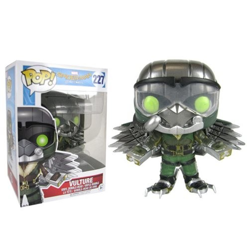 Spider-man Vulture Homecoming Funko Pop! - Spider-man Homecoming - #227