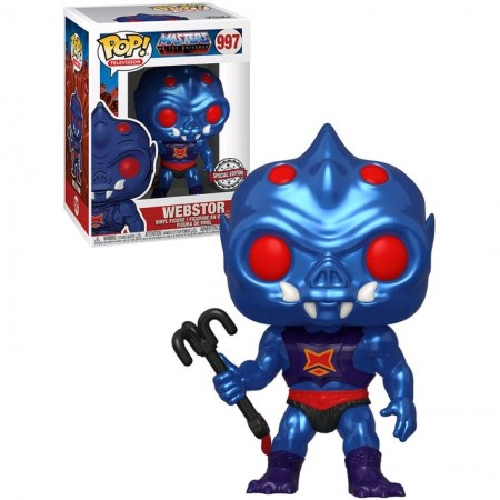 Funko Pop Webstor-Masters Of The Universe-997